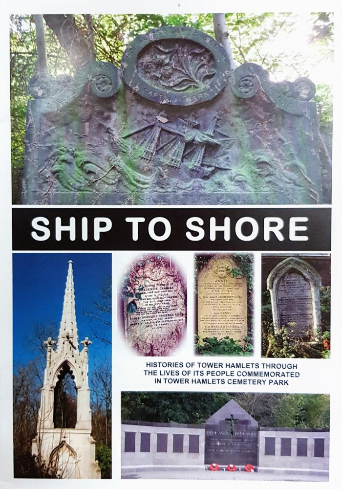 Cover of the Ship to shore booklet